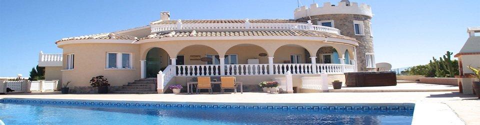 Liebhaverboliger og liebhaverejendomme i Spanien